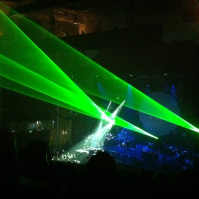 Even more laser fun times