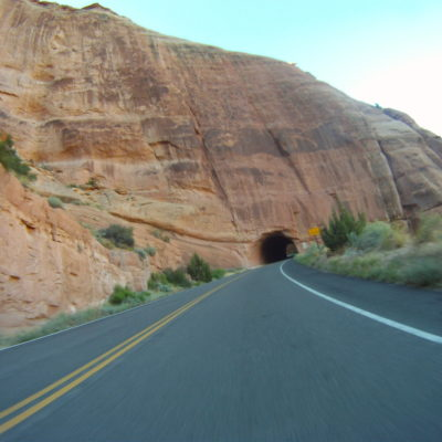 Tunnels at CO Natl Monument