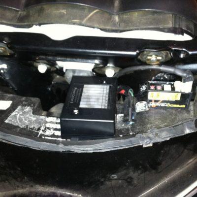 Eastern Beaver accessory power  box