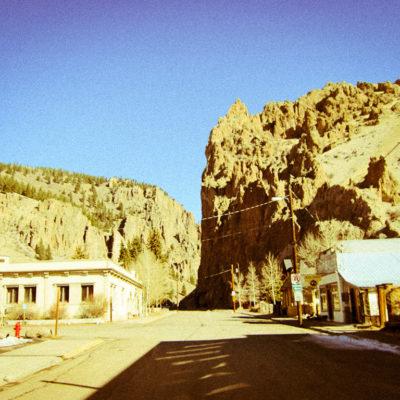 Willow Creek Canyon @ Creede, CO