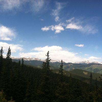 Squaw Pass Views