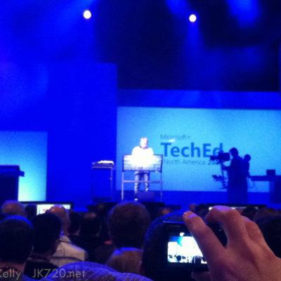 Keynote DJ with the Emulator DJ setup
