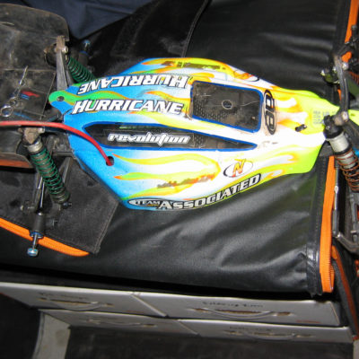 Got into indoor off-road racing for 6 months or so before selling everything in late 06 and getting out of R/C until a new onroad track opened and I got back into 1/12th racing (as previously posted)