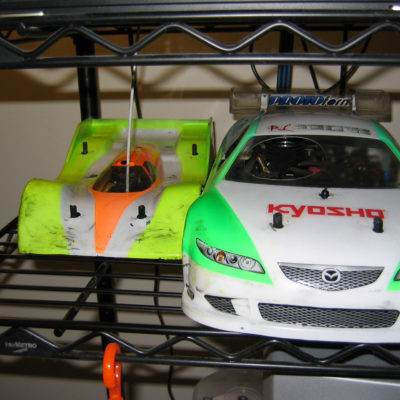 After the 2005 season, the car went on the shelf, and the Den Race way closed over the winter.