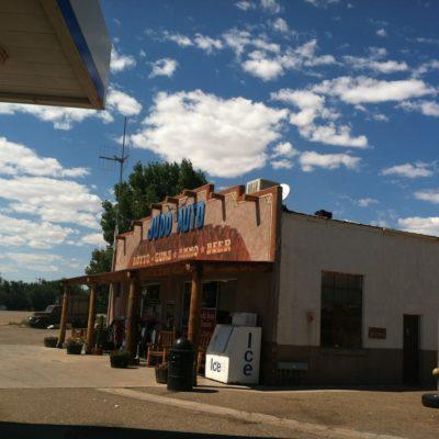 Arizona... full service!  they had a pretty good selection of guns,right next to the malt liquor.