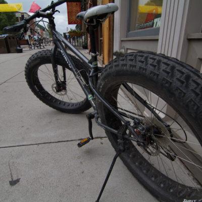 fat tire bikes are funny