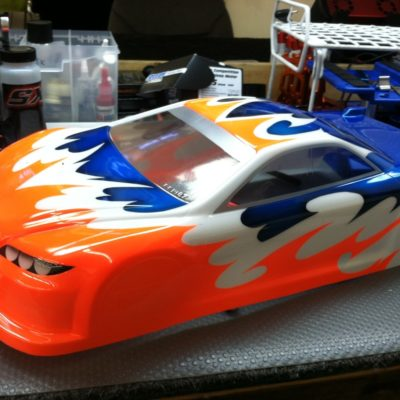 New body color scheme for Nats.