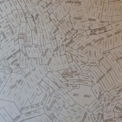 Copper mine claim map