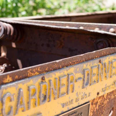 Who new someone partnered with John Denver to make mining gear? ;)