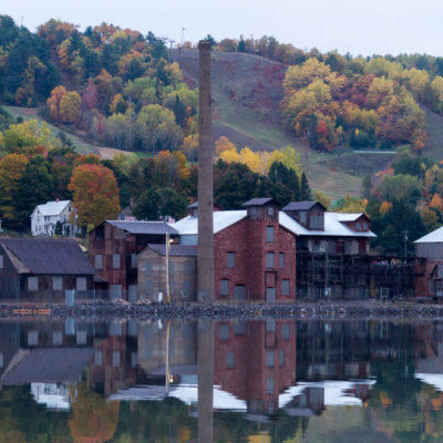 Quincy Smelter in Houghton, MI