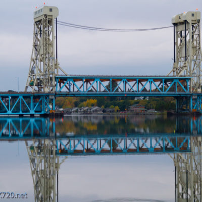 The Lift Bridge, Houghton, MI