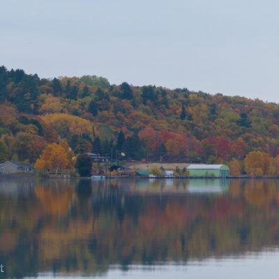 Ranger III docked on the Portage Lake, Houghton, MI