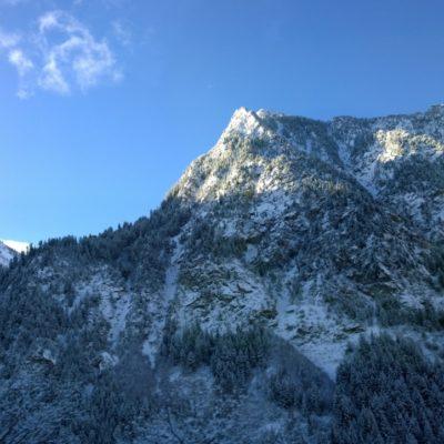 Mountains near Alta