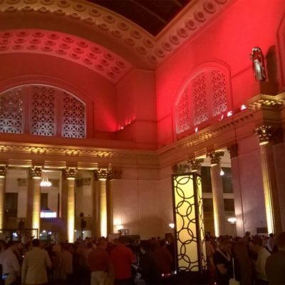 Union Station for the Avepoint Red Party. Taken on a Lumia 635