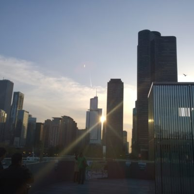 Downtown as seen from Navy Pier.