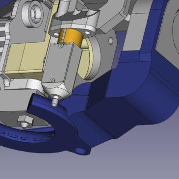 Designing a 3D printer