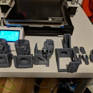 Test parts adding up
