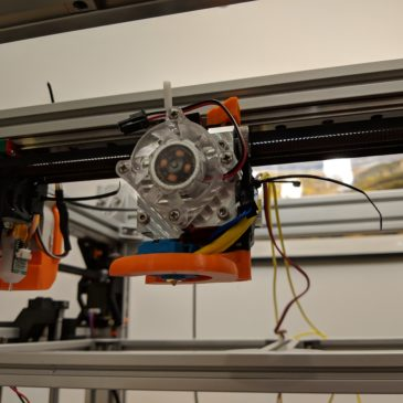 Broke a printer, printing a printer