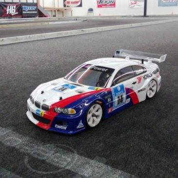 2013 IIC SpecGT Race Video