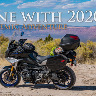 A Pandemic Adventure  – The Video of the 2020 Trip.